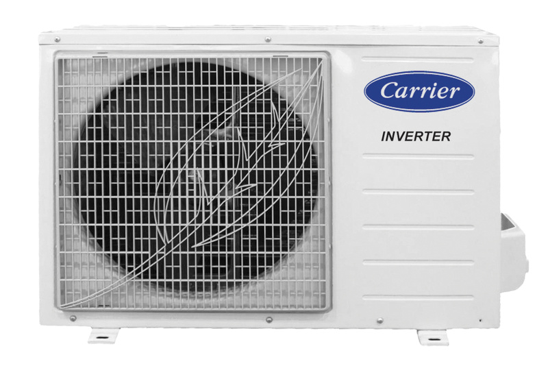 Kl. Carrier Multi venk. Inv.4x1,10,6 kW